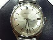 BENRUS Gent's Wristwatch SHOCK ABSORBER